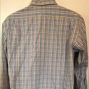 958bd56e Lacoste Men's size 40 Medium LS Shirt crocodile